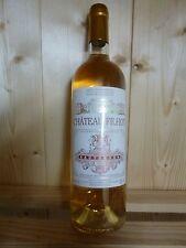 Grand Bordeaux blanc liquoreux, Château FILHOT 2005, GCC de Sauternes