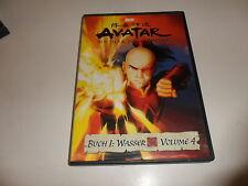DVD  Avatar - Der Herr der Elemente, Buch 1: Wasser, Volume 4