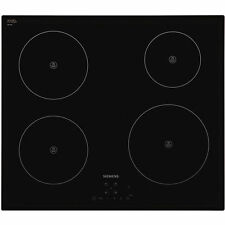 Siemens EH631BE18E 60cm Wide Touch Control Four Zone Induction Hob - RRP £459