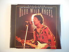 BLUE WILD ANGEL by JIMI HENDRIX LIVE AT THE ISLE OF WIGHT [CD-MAXI PROMO]