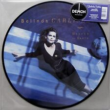 BELINDA CARLISLE * HEAVEN ON EARTH * RSD LIMITED VINYL PICTURE DISC * 1000 ONLY!