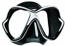 Mares X Vision PRESCRIPTION Mask with Corrective Lenses for Diving and Snorkel