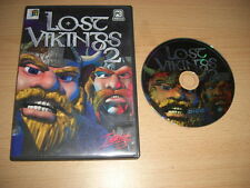 LOST VIKINGS 2  Pc Cd Rom - FAST DISPATCH