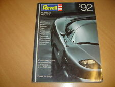 CATALOGUE Revell de 1992