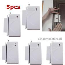 5* NEW Wireless Door Sensor f Wireless GSM Home Security Alarm System 433Mhz UK