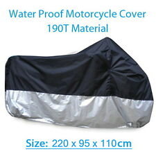 Standard Waterproof Motorcycle Cover For Kawasaki Ninja EX250 ZZR250 ZXR250 ZX6R