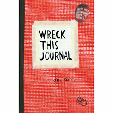 Wreck This Journal (RED) Expanded Ed. by Keri Smith : Paperback 0399162720