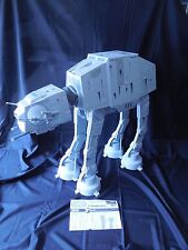 COMPLETE STAR WARS LEGACY COLLECTION ELECTRONIC AT-AT TESTED/WORKING HASBRO 2010