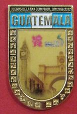 LONDON 2012 Olympic GUATEMALA NOC Internal team - delegation pin