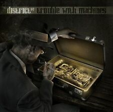 Trouble With Machines by District 97 (CD, Jul-2012, 2 Discs, Laser's Edge)
