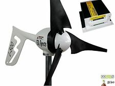 Kit Wind Turbine +charge controller 12V/L-500W black,Generator  iSTA Breeze®
