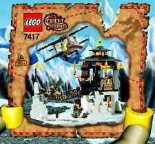 Lego Orient Expedition Set 7417 Temple of Mount Everest