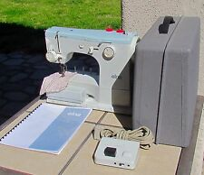ELNA STAR SERIES ELNASUPER TYPE 62C SEWING MACHINE CAMS ACCESSORIES MANUAL CASE