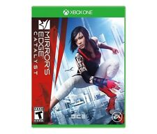 Xbox One 1 Mirrors Edge Catalyst NEW SEALED Region Free works on all consoles