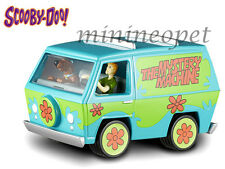 HOT WHEELS BCJ81 ELITE ONE SCOOBY DOO MYSTERY MACHINE SHAGGY SCOOBY FIGURES 1/50