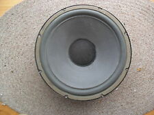 INFINITY 12 INCH DUAL VOICE COIL 2/4 Ohm PAPER WATKINS WOOFER - SINGLE