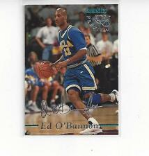 1995 CLASSIC BASKETBALL ROOKIES PRINTERS PROOF PREVIEW ED O'BANNON #RI1 SILVER
