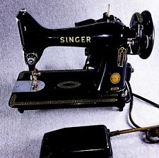Vintage Singer Model 99K Sewing Machine EJ700025