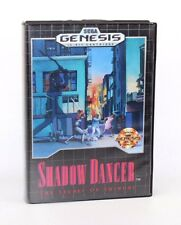 SHADOW DANCER the secret of Shinobi  SEGA MEGA DRIVE md