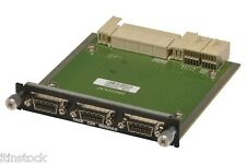 Dell Powerconnect Tri-Port 10GE CX4 Module T347D for 8024 Blade Switch