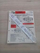 FICHE TECHNIQUE AUTOMOBILE RTA ROVER 218 GSD TURBO (CL 10)