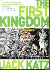 The First Kingdom Vol. 1-The Birth of Tundran-Jack Katz-Titan Books 1st Printing