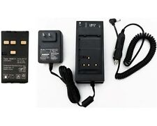 Battery & Charger Compatable Leica TPS100 TPS700  DNA03 DNA10 Level