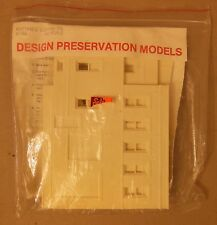 HO SCALE DESIGN PRESERVATION MODELS DPM #103 CUTTINGS SCISSOR CO STRUCTURE KIT