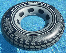 "INTEX 36"" INFLATABLE TYRE TIRE RING TUBE 59252NP"