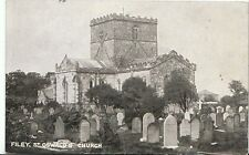 Yorkshire Postcard - Filey - St Oswald's Church  1721