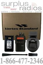 NEW VERTEX EVX-534 5W 512CH UHF 450-512MHZ DIGITAL ANALOG RADIO MOTOTRBO POLICE