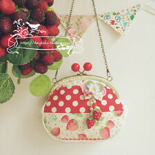 Sweet Lolita Vintage Mori Girl Princess Cute Messenger Bag Shoulder Bags Handbag