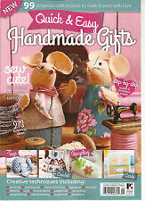 QUICK & EASY HANDMADE GIFTS (99 GORGEOUS CRAFT PROJECTS TO MAKE & SEND WITH LOVE