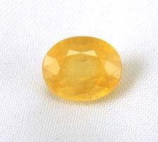 TOP SAPPHIRE : 2,75 Ct Natürlicher Gelber Saphir aus Ceylon