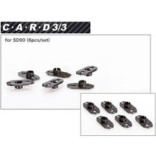 NEW Gotoh C-A-R-D 3/3 for SD90 Tuner CARD Carbon Fiber Headstock Tuner Protector