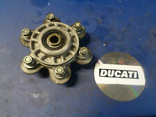 2000 Ducati Monster M 600 M600 rear wheel hub sprocket carrier