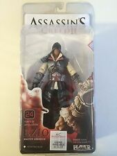 NECA Assassins Creed II Series 1 Ezio Action Figure (Black Cloak)