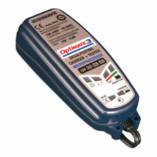 New Optimate 3 12V Motorcycle Battery Charger new model microprocesor controlled