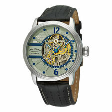 Stuhrling 308A 331592 Men's Prospero Classic Automatic Skeleton Dial Watch