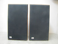 ADS A D S 700 VINTAGE 4 OHM SPEAKERS DECENT CONDITION WORK 100% HAS FLAWS READ