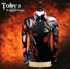 X-SMALL Showmanship Pleasure Horsemanship Show Jacket Shirt Rodeo Queen Western