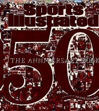 Sports Illustrated 50 Years: The Anniversary Book-ExLibrary