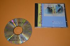 Fritz Brause - Bow-Tie And Rubber Boots / Papagayo 1986 / W. Germany / Rar