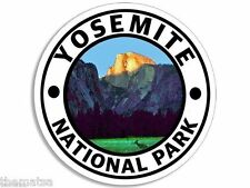 """YOSEMITE NATIONAL PARK TOOLBOX CAR HELMET STICKER DECAL 4"""" MADE IN USA"""