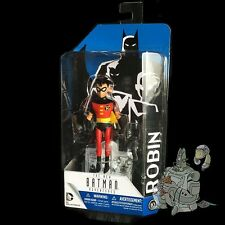 New BATMAN Adventures Animated ROBIN Action FIgure DC Comics Entertainment!