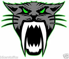 ARCTIC CAT HEAD STICKER CAR PHONE HELMET LAPTOP DIE CUT