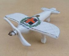 CARLTON CHINA Crested China WW1 Monoplane (Rotating Propeller) - Durham