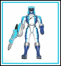 Power Rangers Operation Overdrive: Blue Torque Ranger w/ Helmet  _ * Must See *