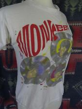 VINTAGE 80'S THE MONKEES OFFICIAL BAND T SHIRT SIZE SMALL BEAUTIFULLY TRASHED