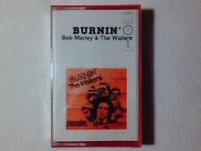 BOB MARLEY & THE WAILERS Burnin' mc SIGILLATA ITALY RARISSIMA